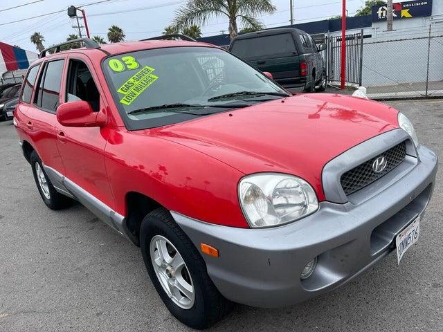 2003 Hyundai Santa Fe GLS FWD