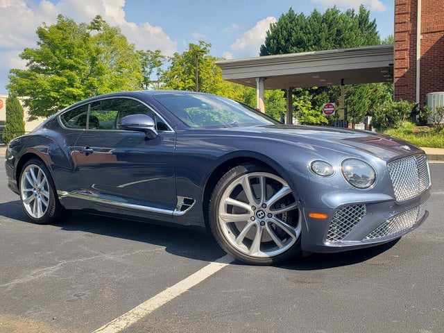 2021 Bentley Continental GT V8 Coupe AWD