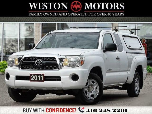 2011 Toyota Tacoma Access Cab