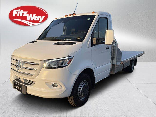 2019 Mercedes-Benz Sprinter Cab Chassis 3500XD 170 RWD