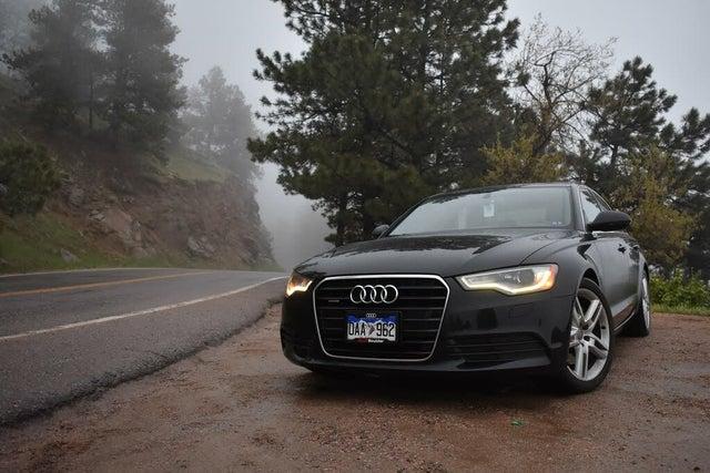 2014 Audi A6 2.0T quattro Premium Plus Sedan AWD