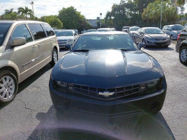 2013 Chevrolet Camaro 1LS Coupe RWD