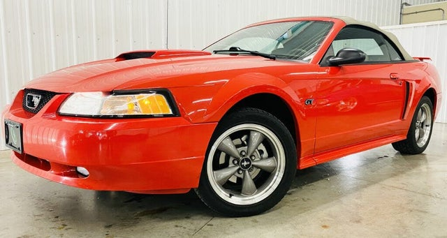 2001 Ford Mustang GT Deluxe Convertible RWD