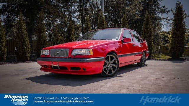 1996 Volvo 850 R Turbo