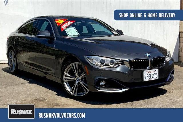 2016 BMW 4 Series 428i Gran Coupe RWD