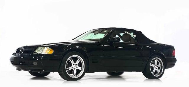 2000 Mercedes-Benz SL-Class SL 500