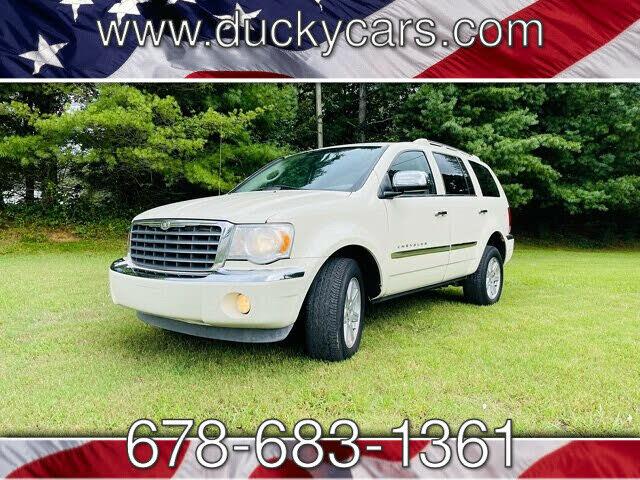 2008 Chrysler Aspen Limited RWD