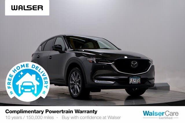 2020 Mazda CX-5 GT AWD