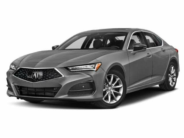 2021 Acura TLX SH-AWD