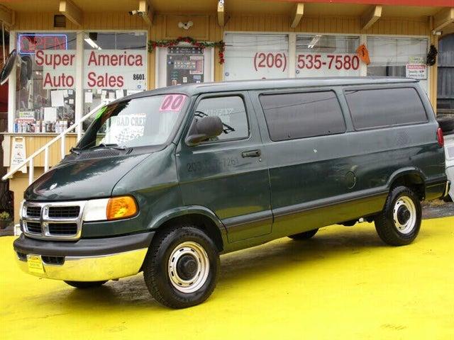 1998 Dodge RAM Wagon 2500 Extended Passenger RWD