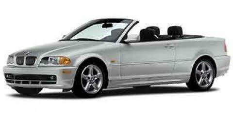 2002 BMW 3 Series 325Ci Convertible RWD