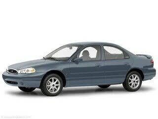 2000 Ford Contour 4 Dr SE Sedan