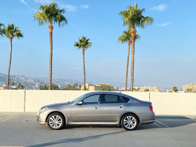 2008 INFINITI M35 x AWD