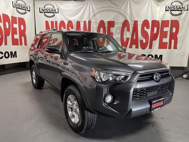 2020 Toyota 4Runner SR5 Premium 4WD