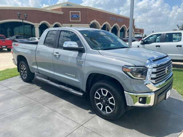 2020 Toyota Tundra Limited Double Cab 4WD