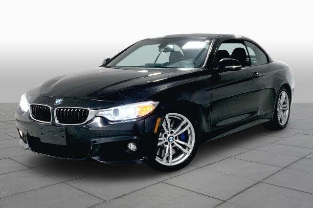 2014 BMW 4 Series 435i Convertible RWD