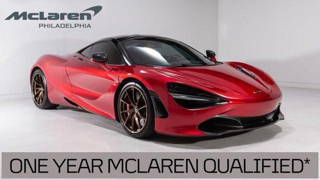 2018 McLaren 720S Performance RWD