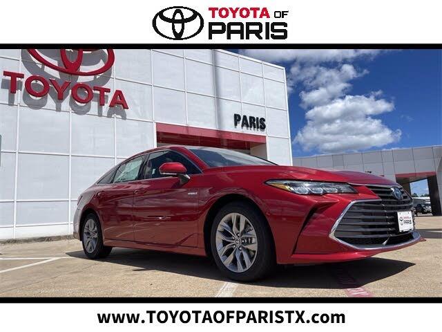 2021 Toyota Avalon Hybrid XLE FWD
