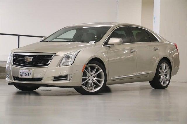 2016 Cadillac XTS Premium FWD