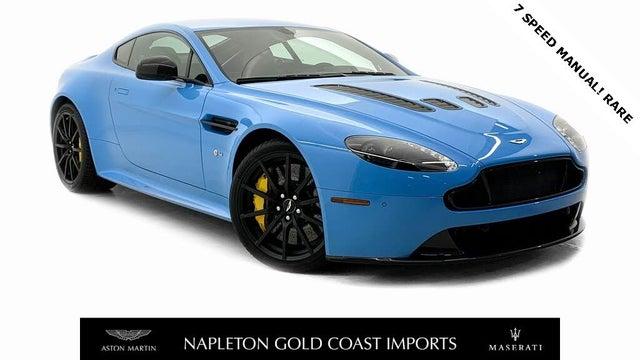 2017 Aston Martin V12 Vantage S Coupe RWD