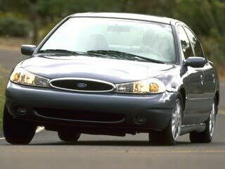 1999 Ford Contour 4 Dr LX Sedan