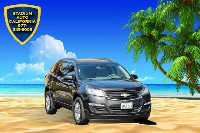 2017 Chevrolet Traverse LS FWD