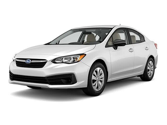 2022 Subaru Impreza Sedan AWD