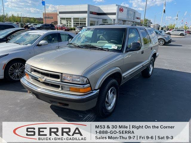 1998 Chevrolet Blazer LT 4-Door 4WD