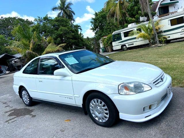 2000 Honda Civic Coupe EX