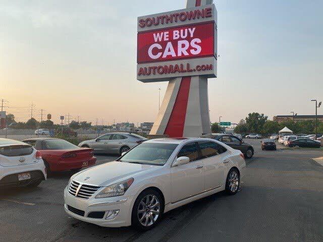 2011 Hyundai Equus Signature RWD