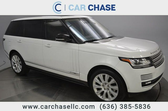 2014 Land Rover Range Rover Supercharged LWB 4WD