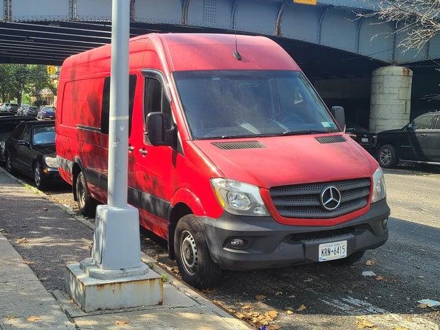 2018 Mercedes-Benz Sprinter Cargo 3500 XD 170 V6 High Roof Extended RWD