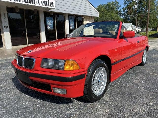 1998 BMW 3 Series 323i Convertible RWD