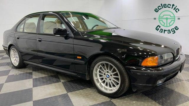 2000 BMW 5 Series 540i Sedan RWD