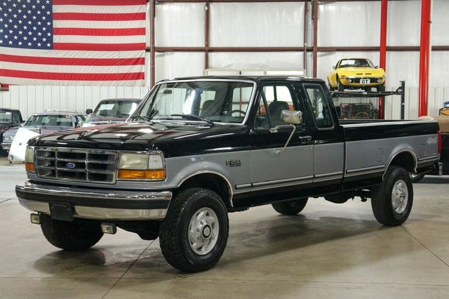 1994 Ford F-250 2 Dr XLT 4WD Extended Cab LB