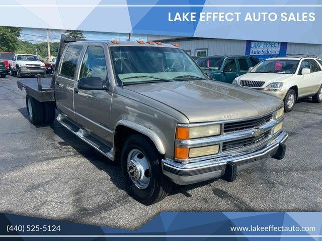 1999 Chevrolet C/K 3500 LS Crew Cab LB RWD
