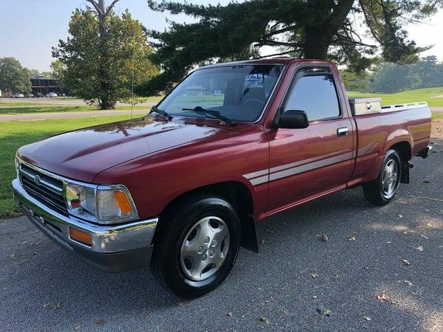 1994 Toyota Pickup 2 Dr DX Standard Cab SB