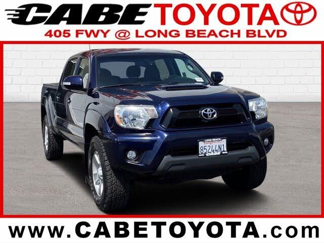 2013 Toyota Tacoma Double Cab LB V6 4WD