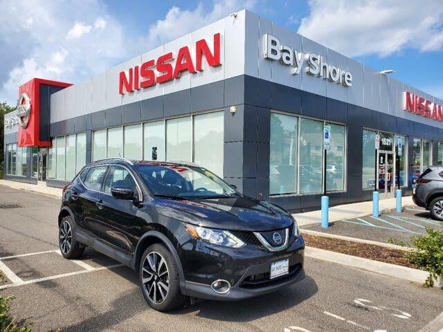 2019 Nissan Rogue Sport SL AWD