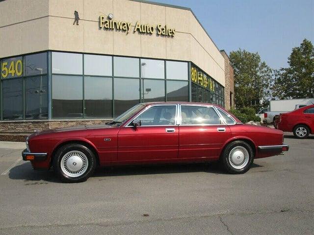 1993 Jaguar XJ-Series XJ6 Sedan RWD