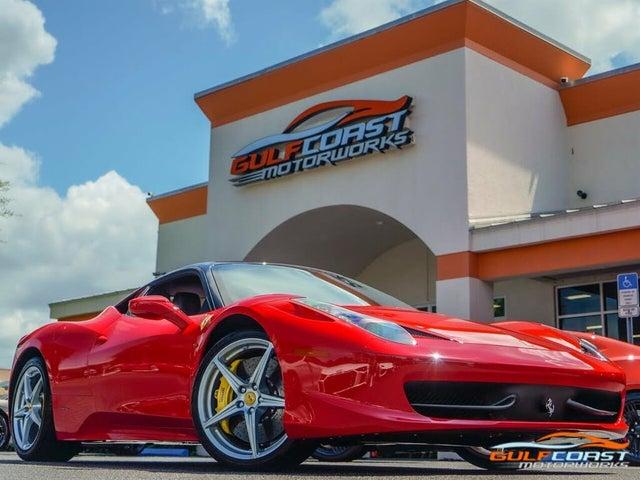 2015 Ferrari 458 Italia Coupe RWD