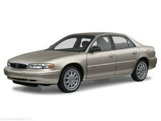 2002 Buick Century Custom Sedan FWD
