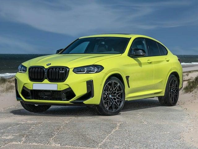2022 BMW X4 M AWD