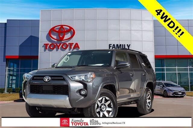 2021 Toyota 4Runner TRD Off-Road Premium 4WD