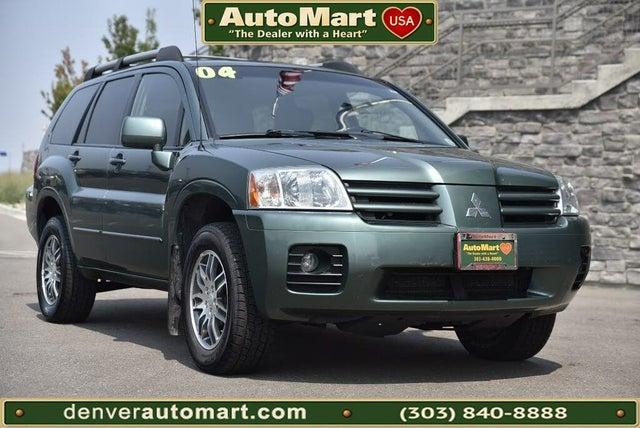 2004 Mitsubishi Endeavor Limited AWD