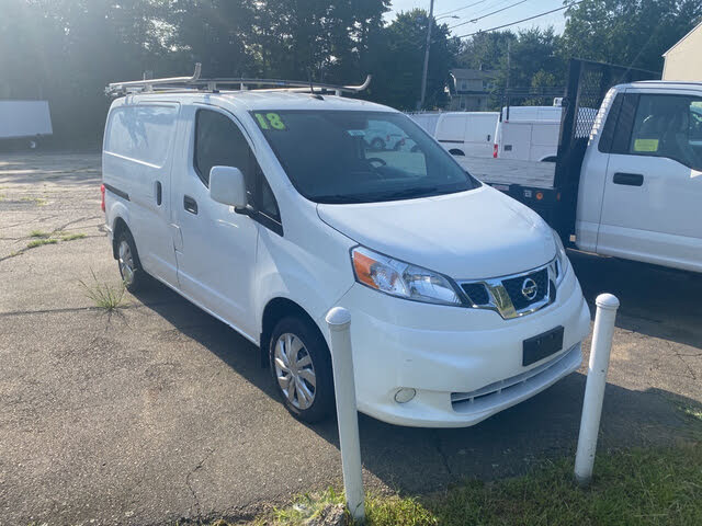 2018 Nissan NV200 SV FWD