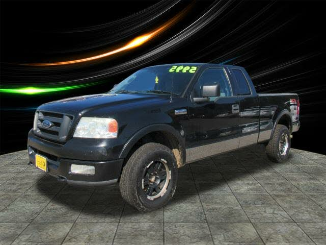2004 Ford F-150 XL Ext. Cab 4WD