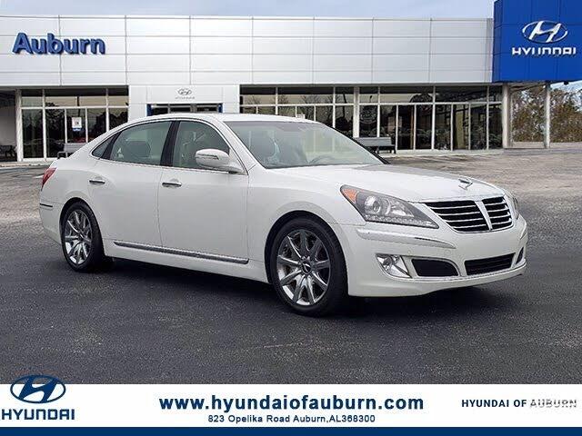 2012 Hyundai Equus Signature RWD