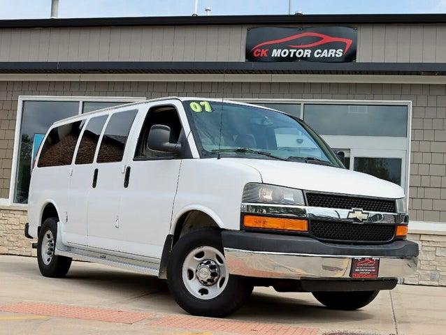 2007 Chevrolet Express 3500 LS RWD
