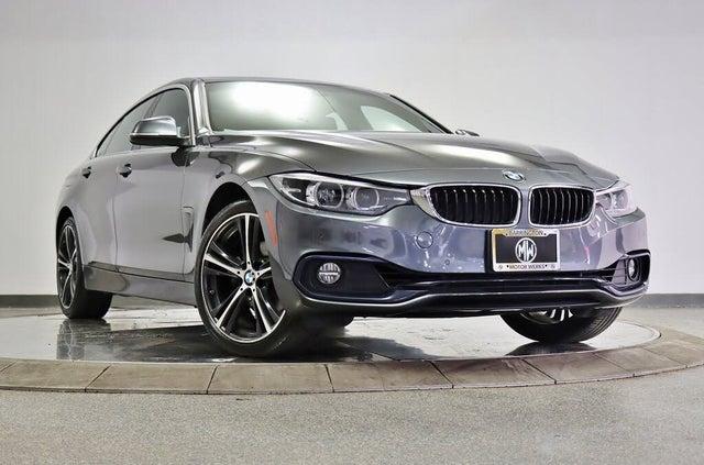 2018 BMW 4 Series 430i xDrive Gran Coupe AWD